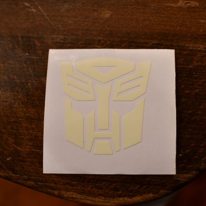 Autobot Glow Decal Light