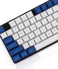 DSA Penumbra White Mechanical Keyboard 108 Keys
