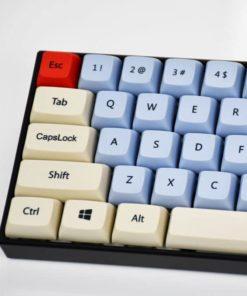 XDA Lotus 87 key Side