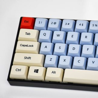 XDA Lotus 87 key Side