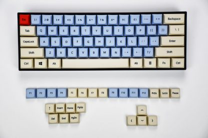 XDA Lotus 87 key Top
