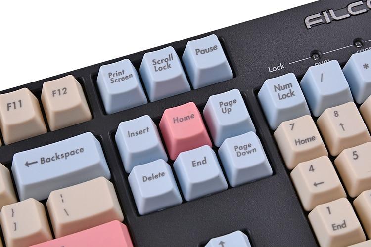 OEM Baby Keycaps (108 keys)