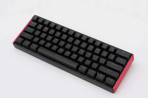 Iqunix F60 Black and Red