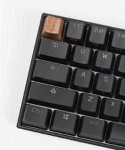 Wooden Esc Keycap Front