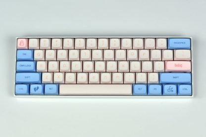 XDA Baby Keycaps Front