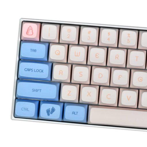 XDA Baby Keycaps Main