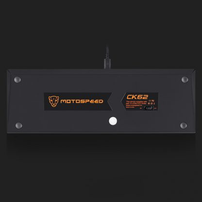 Motospeed CK62 Back