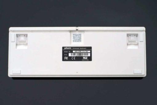 New Niz Atom66 Electrocapacitative Back