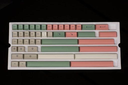 SA 9009 Keycaps Layer 2