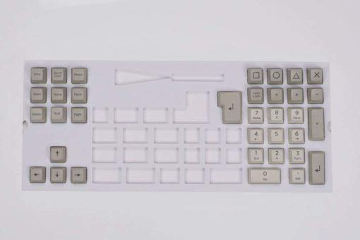 SA IBM PBT Keycaps Left Set 2