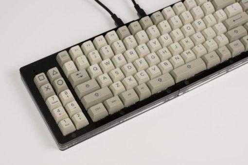 SA IBM PBT Keycaps Left Side
