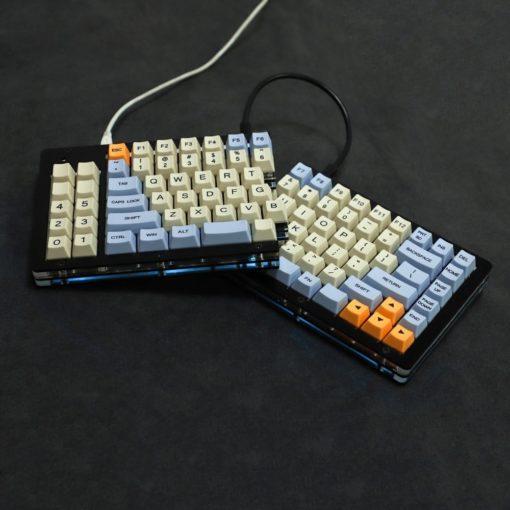 Split 96 Keyboard Dark