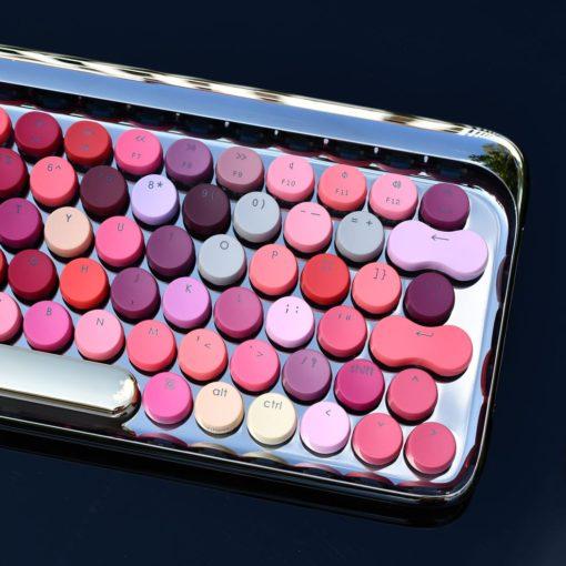 Main Lofree Cosmetic Keyboard Bluetooth