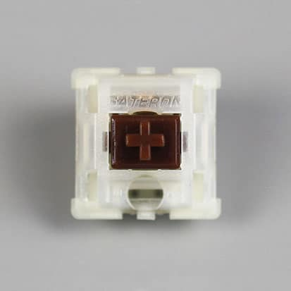 Gateron Milky Brown PCB Mount