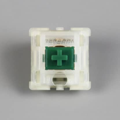 Gateron Milky Green PCB Mount