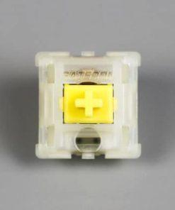 Gateron Milky Yellow PCB Mount