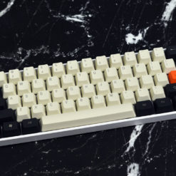 OEM Carbon Style Keycaps 60 percent keyboard