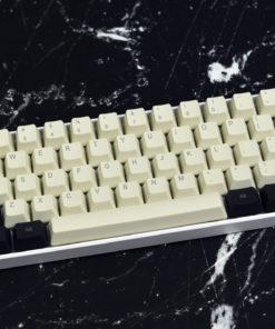 OEM Carbon Style Keycaps 60 percent keyboard