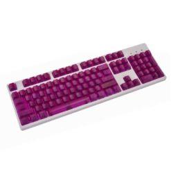 OEM Magenta Translucent Keycaps