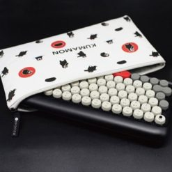 Lofree Dot Kumamon Mechanical Keyboard with bag