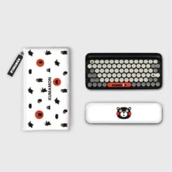 Lofree Kumamon Dot Mechanical Keyboard