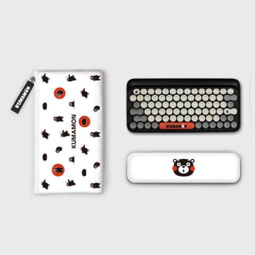 Lofree Kumamon Dot Mechanical Keyboard