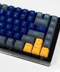 Domikey SA Atlantis Doubleshot Keycaps Right