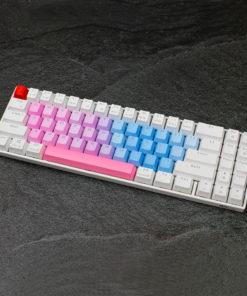 OEM PBT Berry Blast Keycaps 35 keys Alpha Keys