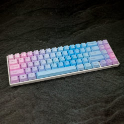 OEM Profile Berry Blast PBT Keycaps 104 key set