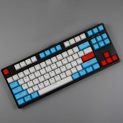 OEM Profile By The Sea PBT Keycaps 104 key set