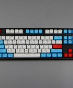 OEM Profile By The Sea PBT Keycaps 104 key set front