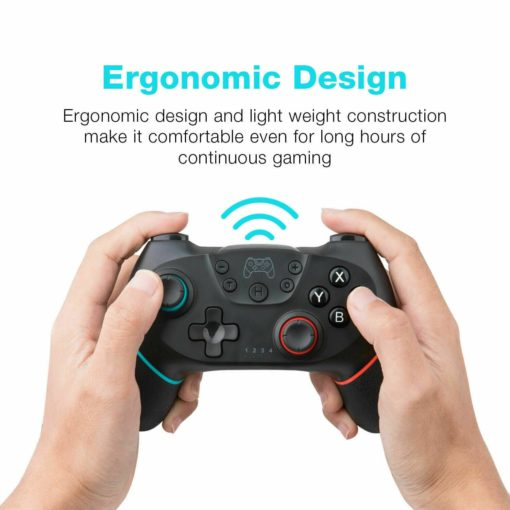 Nintendo Switch Bluetooth Controller 8