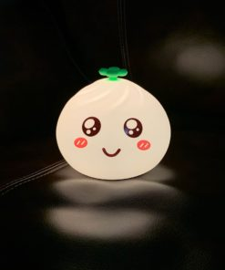 Light Up Silicone Little Bun Dumpling