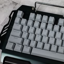 OEM Light Gray Mixable Keycaps 104 Keycap Set Main