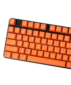 OEM Orange Mixable Keycaps 104 Keycap Set Main