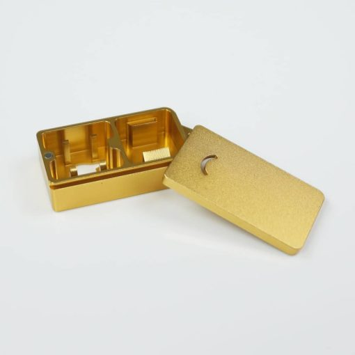 Kelowna One Piece Switch Opener for MX and Kailh Switches Gold