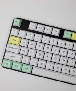 DSA Kitty Bliss 108 Keycaps Main