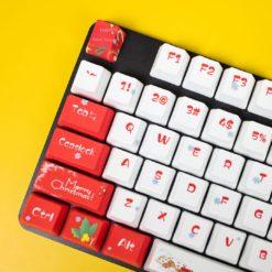 OEM PBT Dyesub Christmas Keycaps 108 Keycaps main