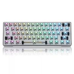 GK61 CNC Aluminum Keyboard Kit RGB