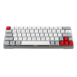 GK64x with Aluminum Case DSA Keycaps Center
