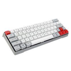 GK64x with Aluminum Case DSA Keycaps Profile