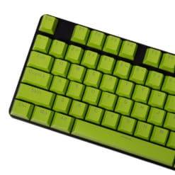 OEM Green Mixable Keycaps 104 Keycap Set Main